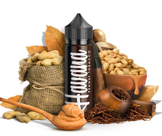 Peanut Tobacco E-Liquid by Havana Juice Review – Beyond