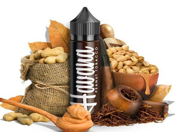 Peanut Tobacco E-Liquid by Havana Juice Review