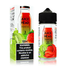 Strawberry Kiwi E-liquid by Juice Head Review